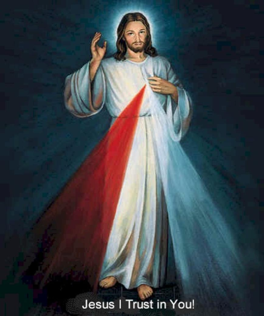Divine Mercy Sunday promises for your soul. Don't miss out! It's ...