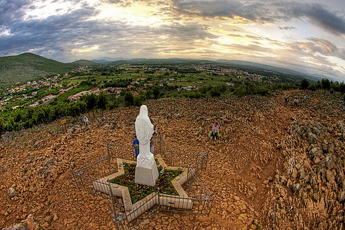 The third secret of Medjugorje already revealed: the ...