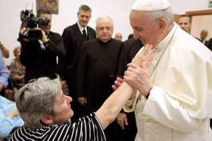 Pope tenderness