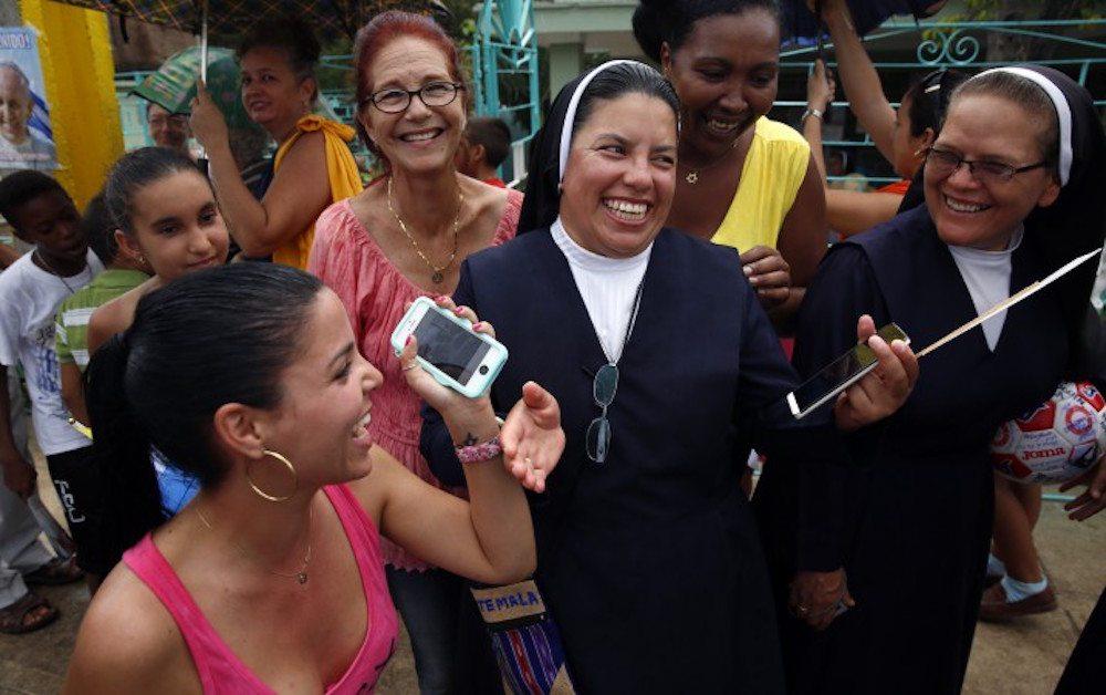 Happy Catholics